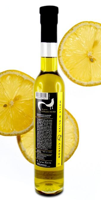 huile d'olive & citron