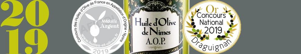 aop 'huile d'olive de nîmes'